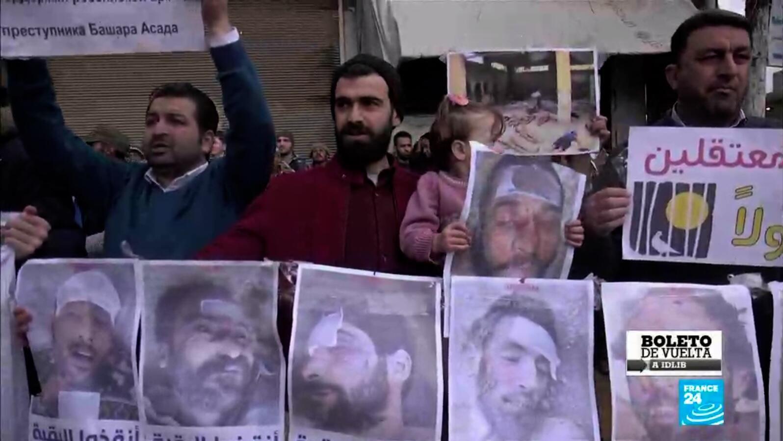 Boleto de Vuelta - Idlib