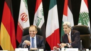 """Les États-Unis et la Russie sont tombés d'accord dans la nuit de jeudi à vendredi sur une """"cessation des hostilités"""" en Syrie."""