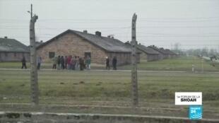 2020-01-27 09:33 75 ans de la libération d'Auschwitz, une visite dans le camp de la mort