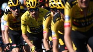 Tour de France Jumbo Visma PrimozRoglic