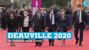 Deauville 2020. Coronavirus.