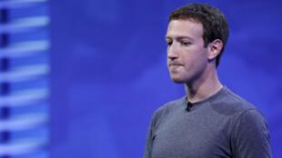 Mark Zuckerberg, el fundador de Facebook, durante una conferencia en San Francisco, el 12 de abril de 2016.