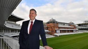 England cricket team chief Ashley Giles