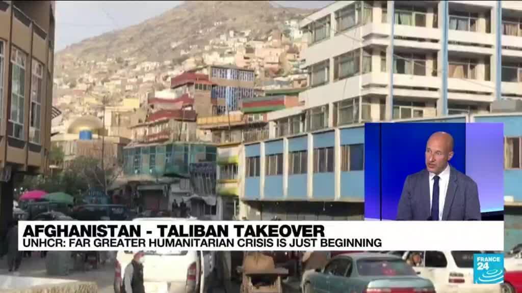 2021-09-01 17:01 Aid groups warn of looming humanitarian crisis in Afghanistan