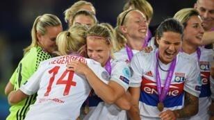 Les Lyonnaises ont remporté jeudi 1er juin leur quatrième Ligue des champions.