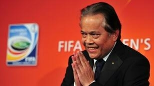 Former Thai football chief Worawi Makudi was cleared by CAS on Monday of forgery charges
