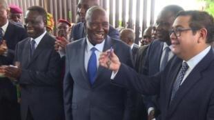 Ivory Coast's Vice President Daniel Kablan Duncan has resigned.