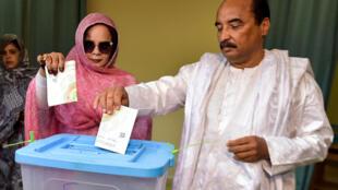 Mauritania exPresident Parliament