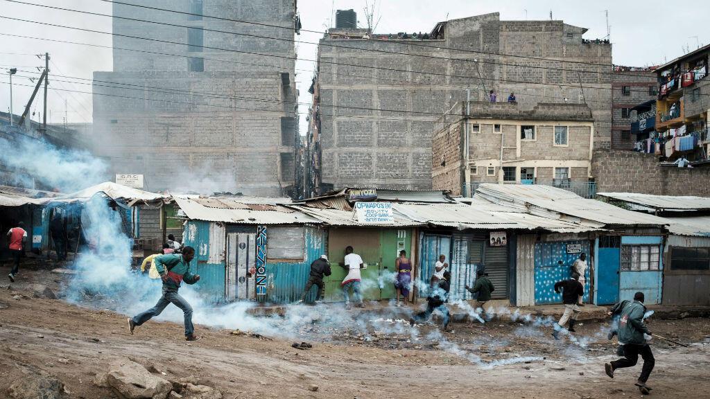 Nairobi, dimanche 19 novembre 2017.