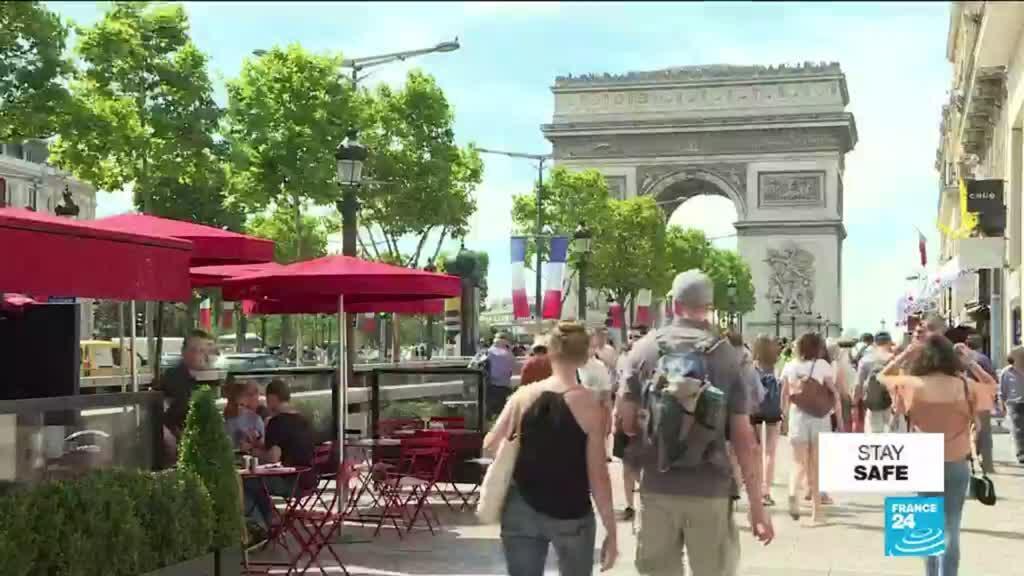 2020-05-14 17:01 France unveils 'massive' 18 billion-euro aid plan for tourism sector hit by Covid-19 crisis