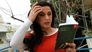 """L'auteure de """"Haie"""", Dorit Rabinyan, a pris l'exclusion de son roman des programmes scolaires avec ironie."""