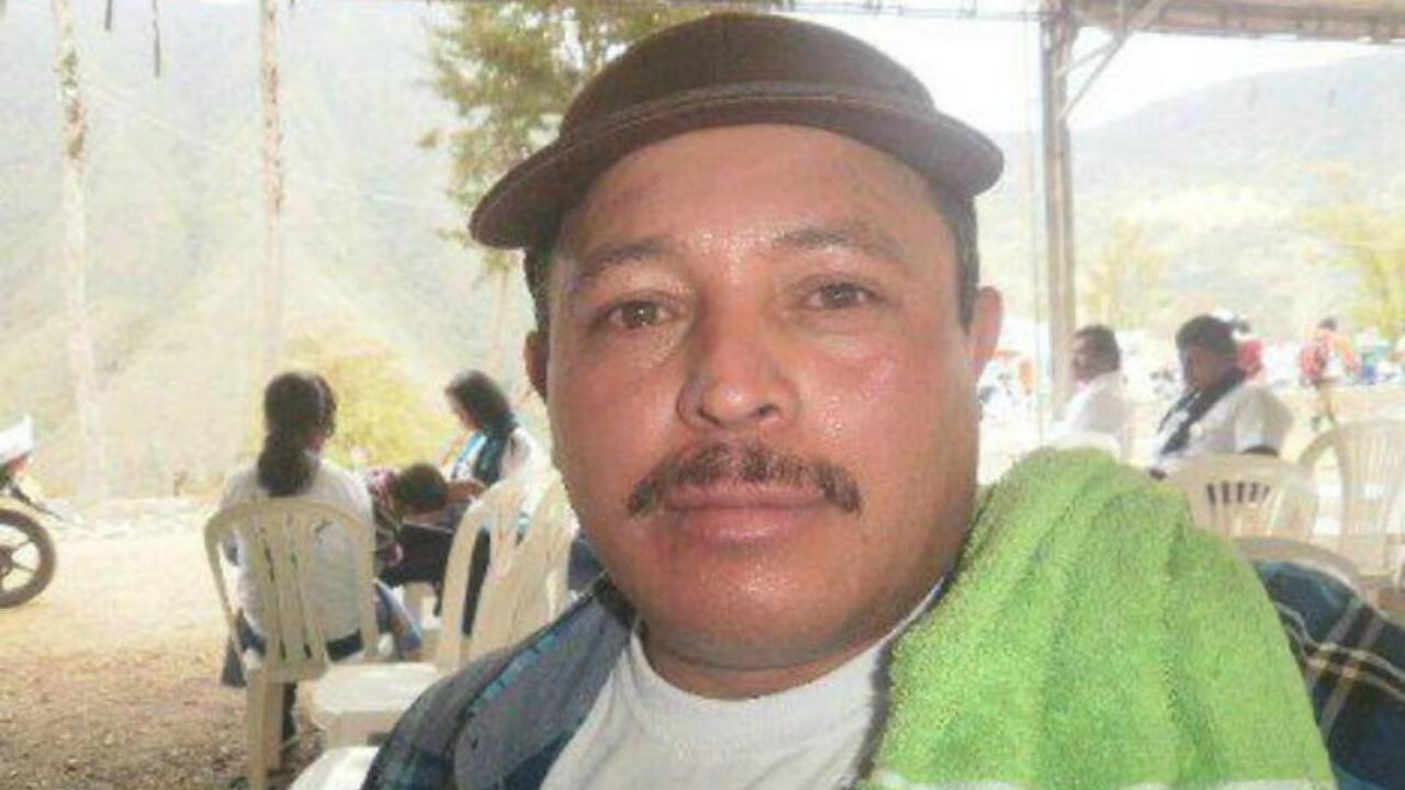 Jorge Enrique Corredor era conocido por sus compañeros en el partido FARC como Wilson Saavedra.