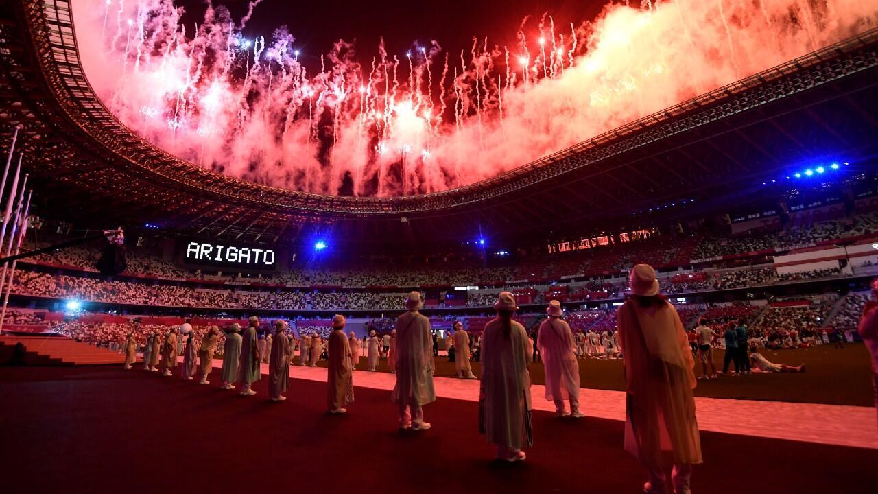 OlímpicosHoy: Tokio 2020 llegó a su fin y dio la bienvenida a París 2024