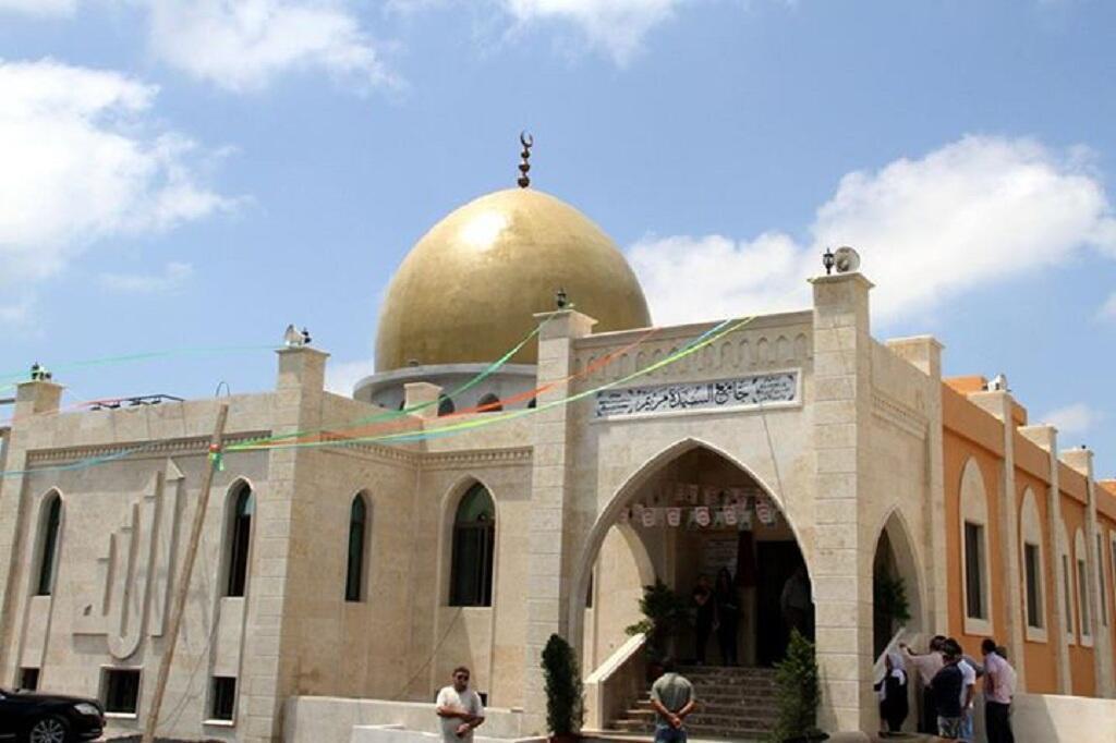 """جامع السيدة مريم، الصفحة الرسمية للوكالة العربية السورية للأنباء """"سانا"""""""