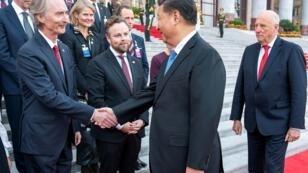 المبعوث الجديد للأمم المتحدة إلى سوريا غير بيدرسون كان سفير بلاده النرويج في الصين