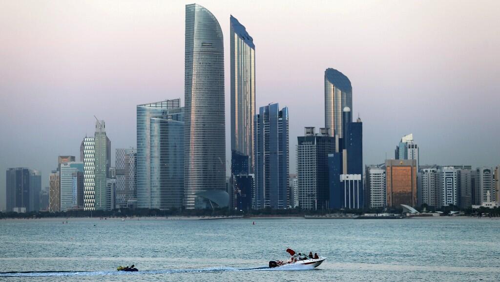 Archivo-Vista general de Abu Dabi, Emiratos Árabes Unidos, el 3 de enero de 2019