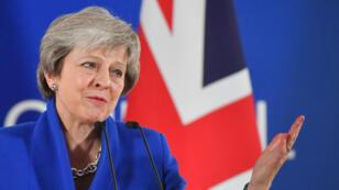 La primera ministra británica Theresa May sufrió una estrepitosa derrota política este 15 de enero.