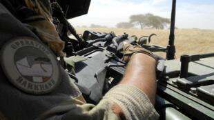 Un soldat français de l'opération Barkhane déployé au Mali (archives).