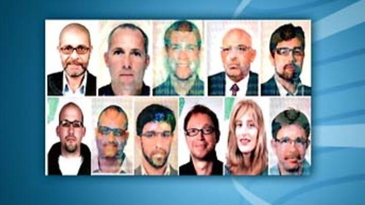 Israel says 'no reason' to suspect Mossad in Dubai killing