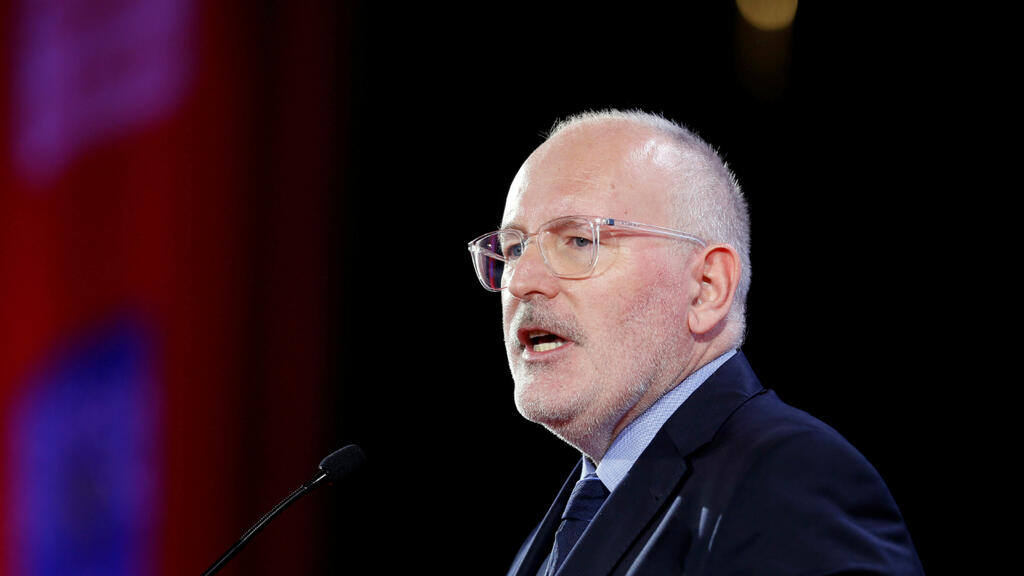 New EU Commission taps Dutchman Timmermans to head climate change fight