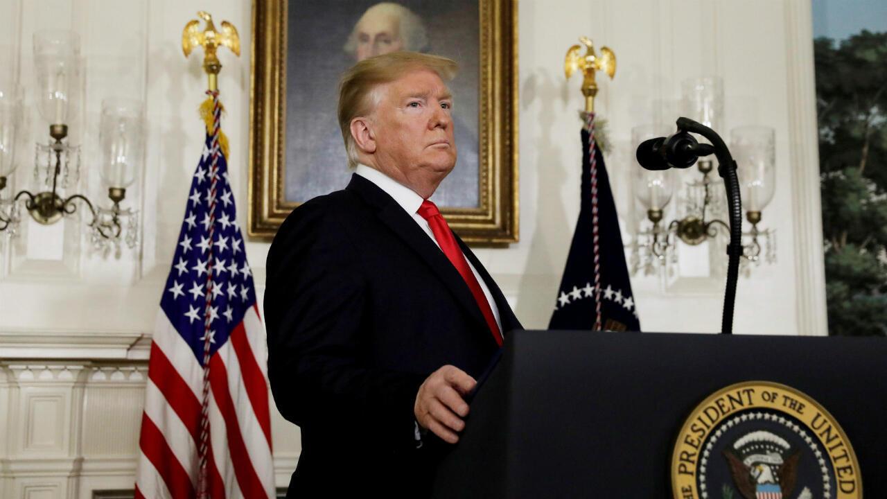 El presidente de Estados Unidos ha llevado su mandato bajo una investigación por la presunta injerencia de Rusia en las elecciones presidenciales de 2016.