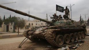 Le Front al-Nosra, branche syrienne d'Al-Qaïda, est responsable de ces enlèvements, selon un responsable kurde.