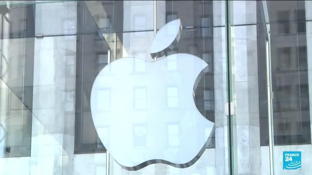 2021-09-14 16:12 Faille informatique chez Apple : le logiciel Pegasus était capable d'infecter les iPhone