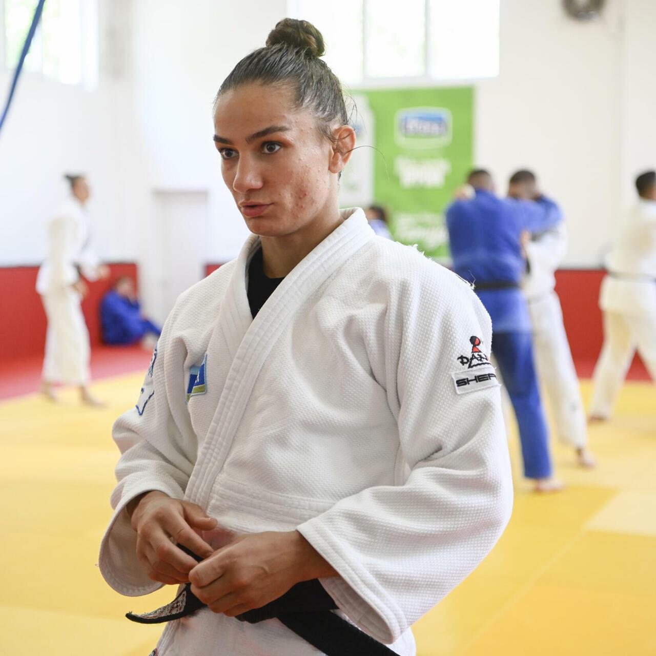 Majlinda Kelmendi: Judo superstar who unites Kosovo - France 24