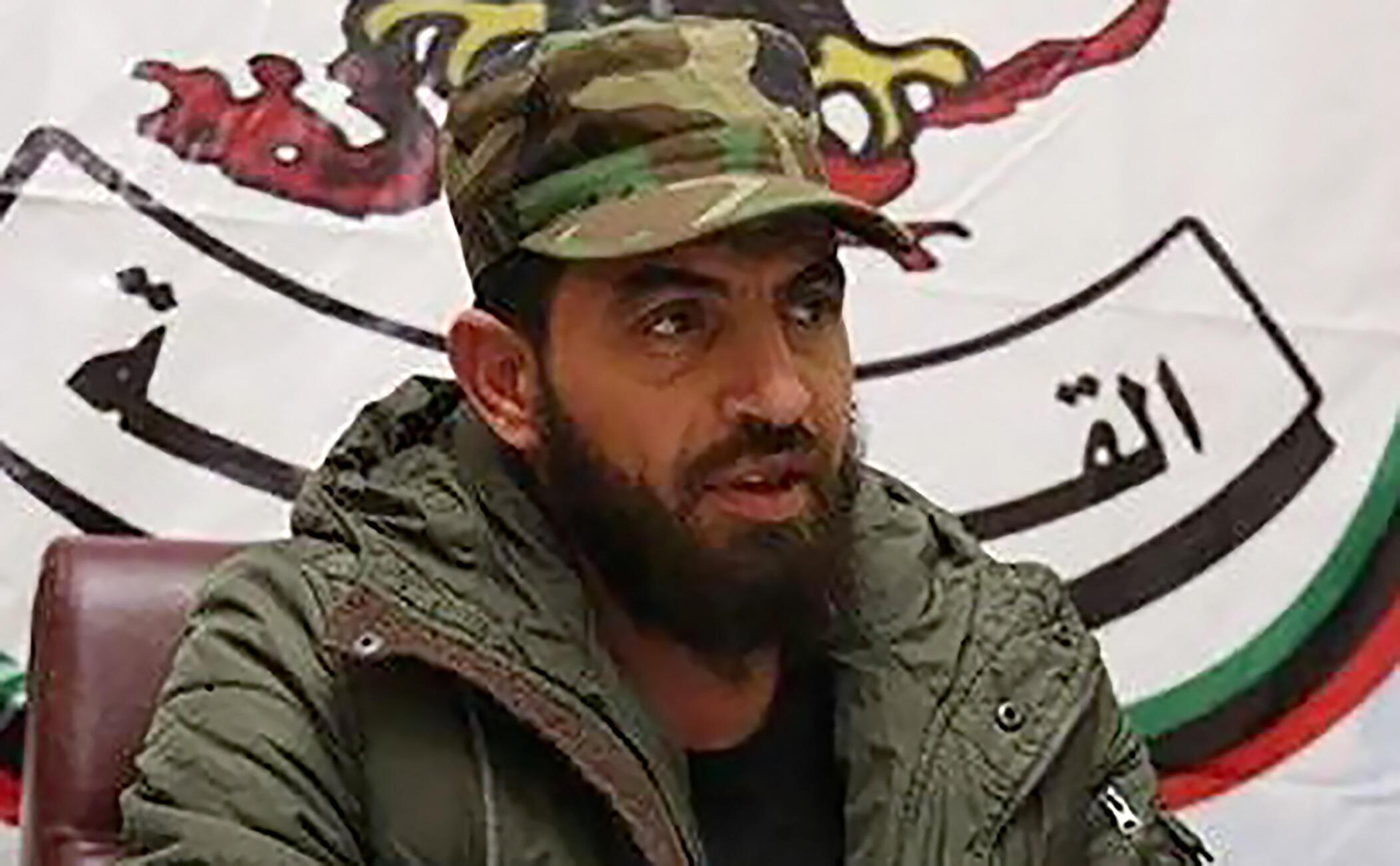 Libye Werfalli