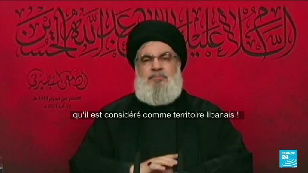 2021-08-20 10:08 Le Hezbollah envoie une cargaison de pétrole au Liban depuis l'Iran
