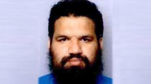 Le jihadiste français Fabien Clain (archives).