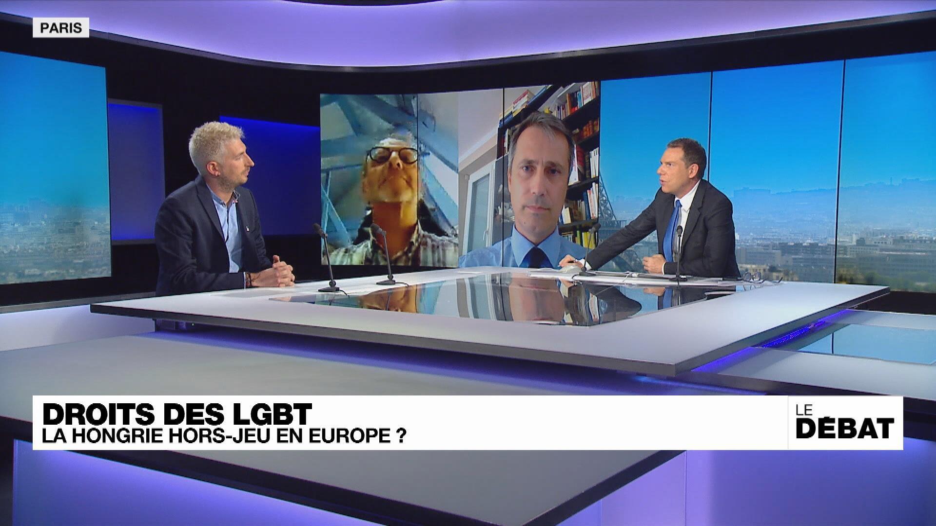 Le Débat de France 24 - mercredi 23 juin 2021
