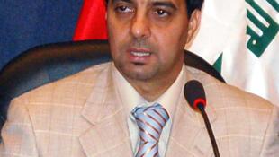 صورة للنجم العراقي السابق احمد راضي الذي توفي بسبب فيروس كورونا المستجد مؤرخة في العام 2007