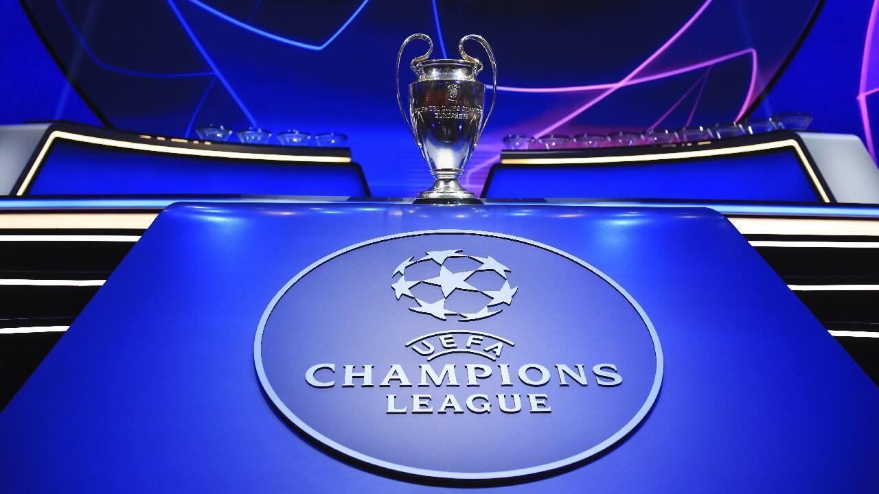 PHOTO Trophée Ligue des champions - 26 août 2021