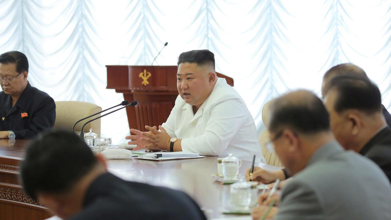El Gobierno de Corea del Norte ha cuestionado la actuación de Corea del Sur para afrontar a los activistas que envían panfletos a través de la frontera.
