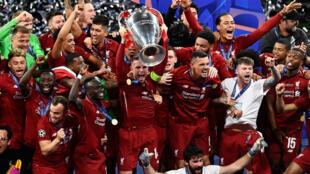 Liverpool a parfaitement géré sa finale face à Tottenham et retrouve les sommets de l'Europe.