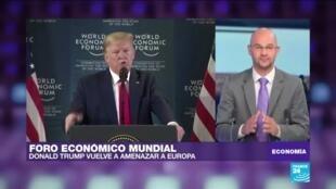 Economía Trump amenaza a Europa