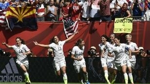 The United States Soccer Federation said the body was surprised by a gender discrimination filed by the US women's team