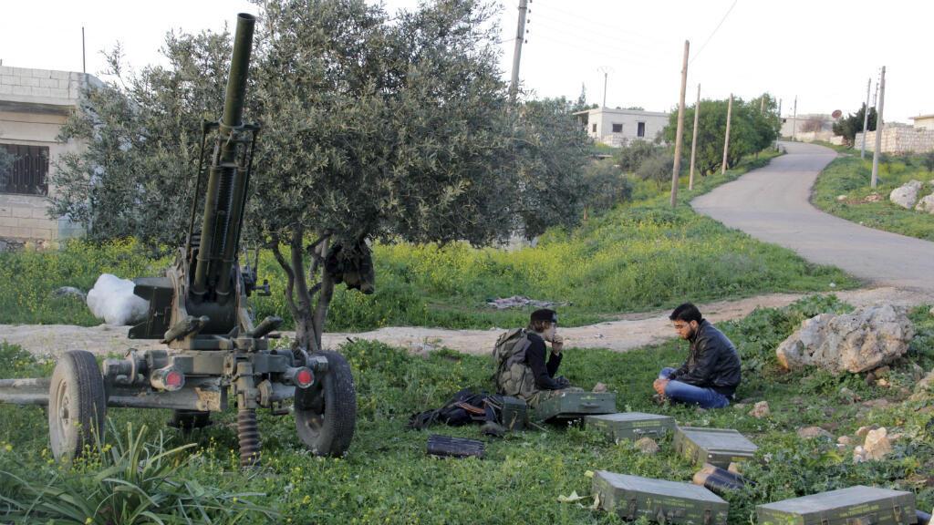 La salida del armamento pesado y el establecimiento de una zona desmilitarizada busca la consolidación de la paz en Idlib.