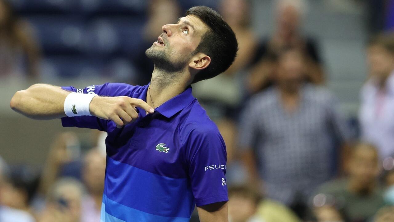 US Open : en marche pour l'Histoire, Djokovic retrouve le champion olympique Zverev