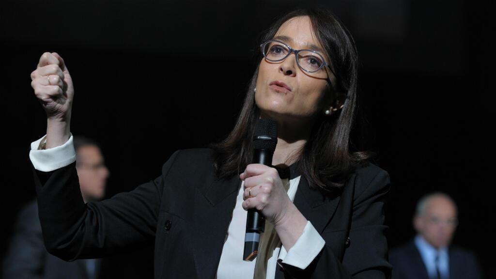Delphine Ernotte-Cunci, nommée à la présidence de France Télévisions par le CSA.