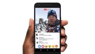 Facebook Live ajoute des nouvelles fonctionnalités animées.