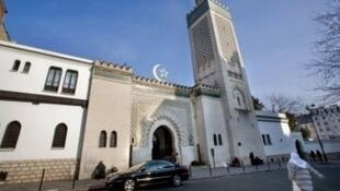 مسجد باريس الكبير