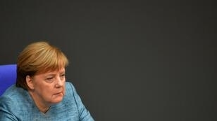 German Chancellor Angela Merkel's latest government has struggled through one crisis after another