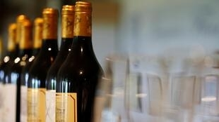 Le vin français fait partie des produits taxés par les États-Unis à partir du 18 octobre 2019.