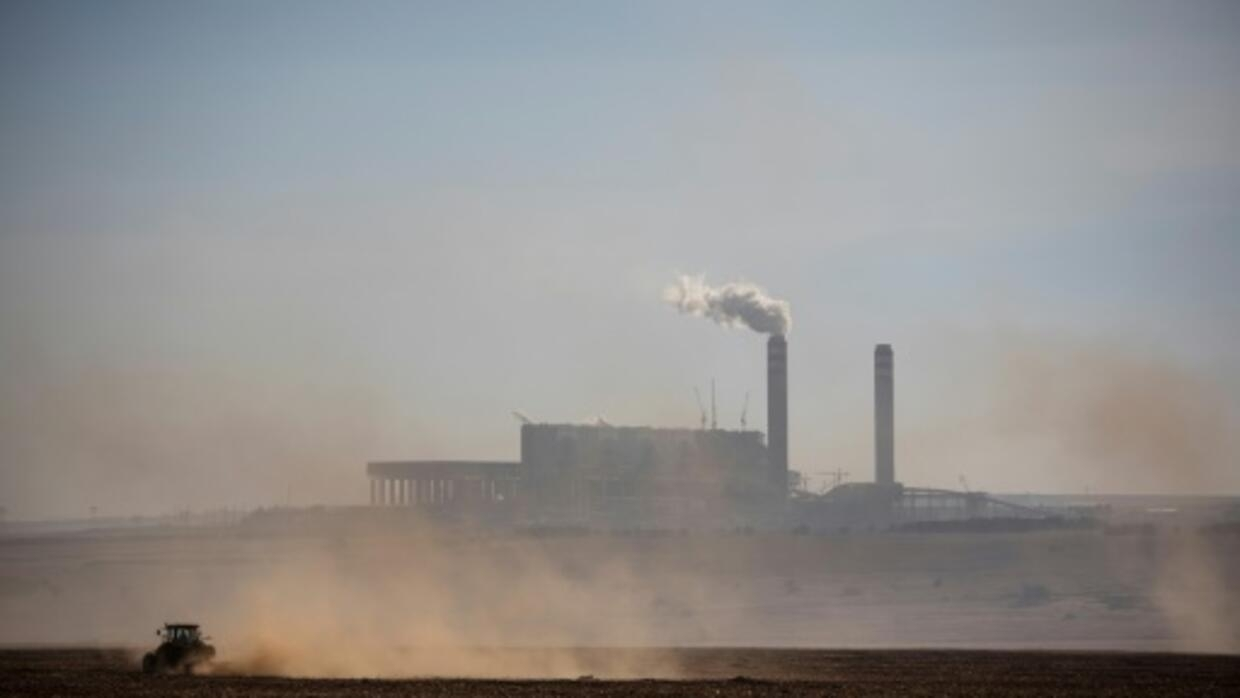 S.Africa to increase coal-fired energy, sparking climate outcry