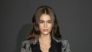 Kaia Gerber, mannequin de 16 ans.