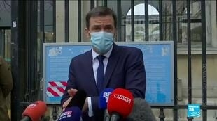 2021-01-04 17:01 'Several thousands' vaccinated against Covid-19 today in France, Health Minister says