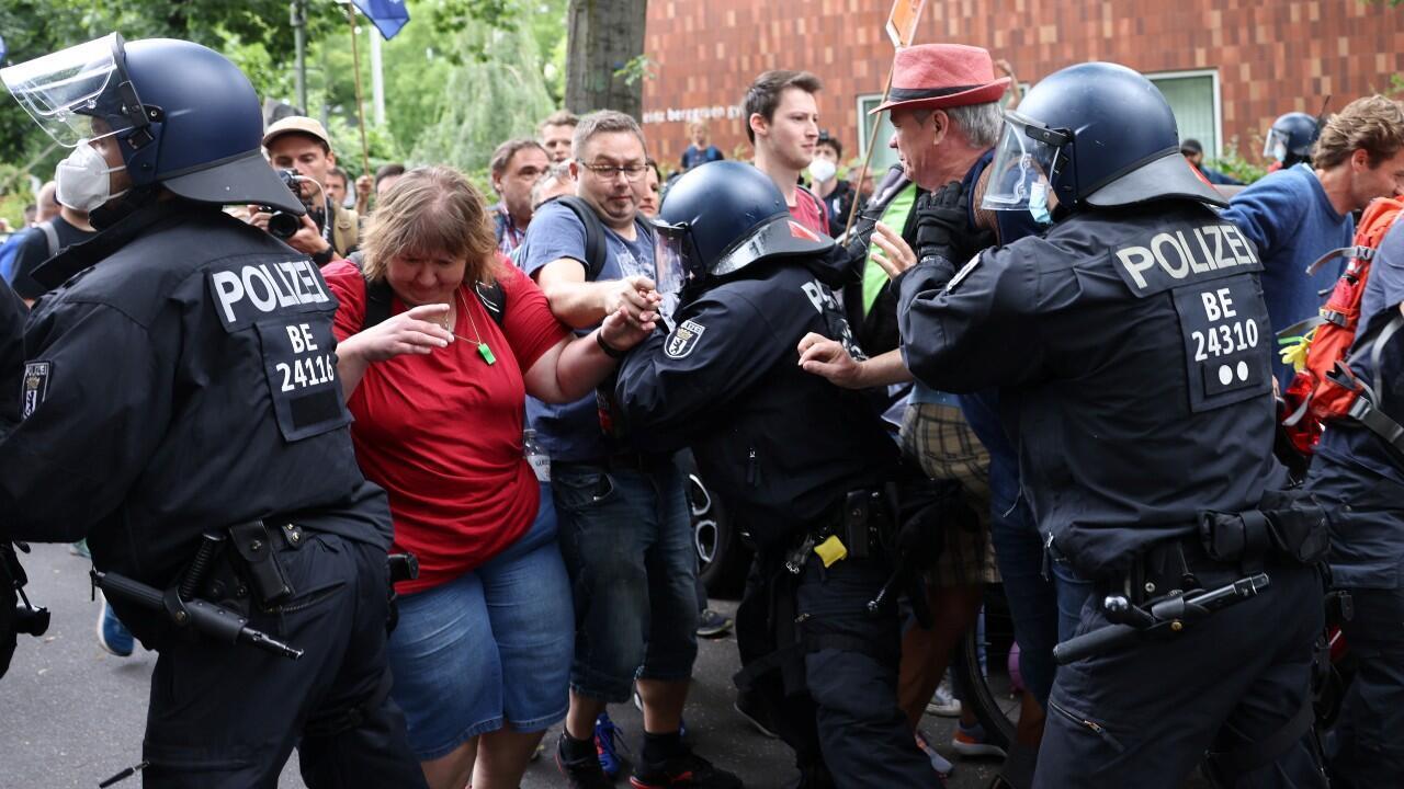 ALEMANIA PROTESTAS 1