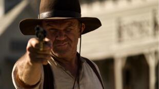 """John C. Reilly, acteur et producteur du western """"Les Frères Sisters"""" de Jacques Audiard"""